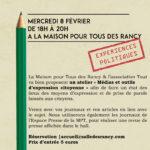 Affiche Atelier Revue de presse