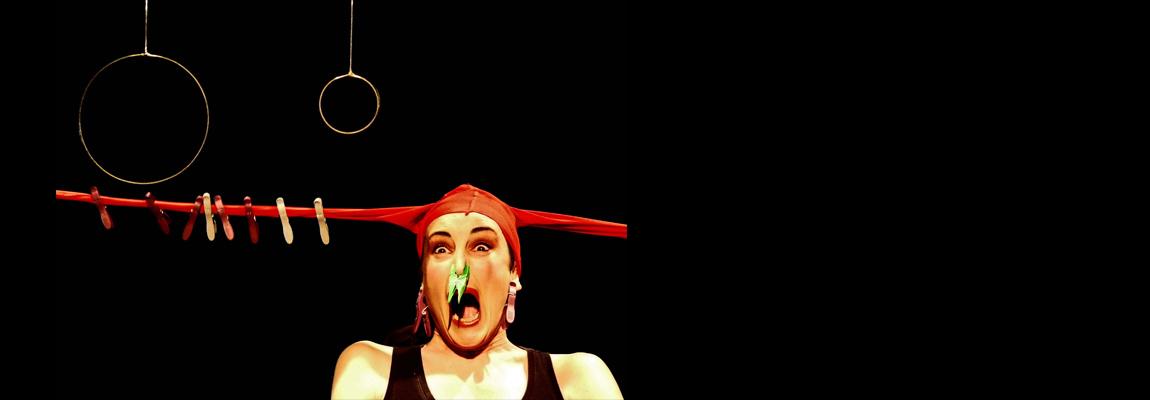 Spectacle Jeune Public : Rouge