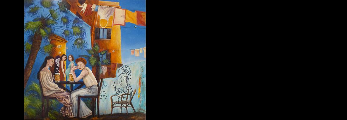 Exposition : Viviane Sermonat